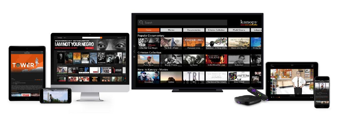 Kanopy – Movie Streaming Service